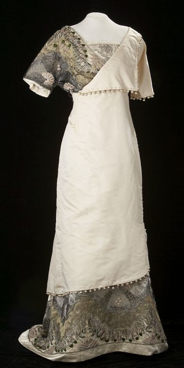 Metis Evening dress ca. 1914    From the Glenbow Museum