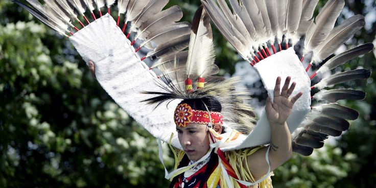 The Justice Department said Friday it is going to allow members of federally recognized American-Indian tribes to possess eagle feathers, although that's a federal crime.