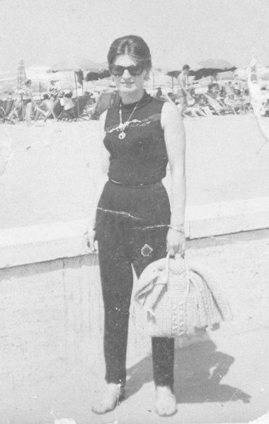my mother Marianna Cavaliere