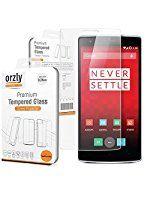 Orzly Protector de pantalla de 0,24 mm protectora para ONE PLUS ONE SmartPhone - 2014 Modelo