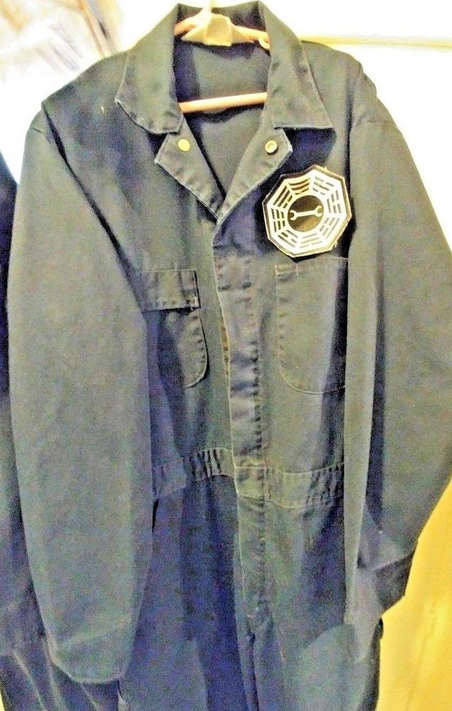 1043b9a6bfae6 LOST Cosplay Dharma Jumpsuit/Coveralls with Dharma Patches #fashion # clothing #shoes #accessories #costumesreenactmenttheater #costumes #ad  (ebay link)