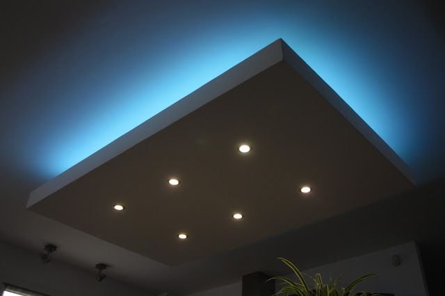 les 25 meilleures id es de la cat gorie faux plafond led sur pinterest eclairage led plafond. Black Bedroom Furniture Sets. Home Design Ideas