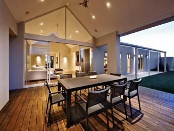 Outdoor living design with deck from a real Australian home - Outdoor Living photo 2177169