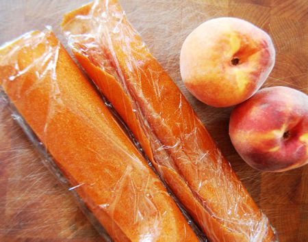 ... Pinterest | Peaches, Peach Fruit Leather and Homemade Fruit Leather