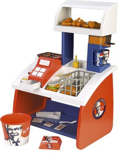Kfc Toy Food : Images about kids kitchen on pinterest toys