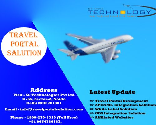 Best GDS Integration Solution Service Provider In India – SC TECHNOLOGY. Travel Portal Solution is one of the best GDS integration companies recommended by leading market experts in travel industry. It connects a wide network of providers which helps travel agents to make computer based reservations online.