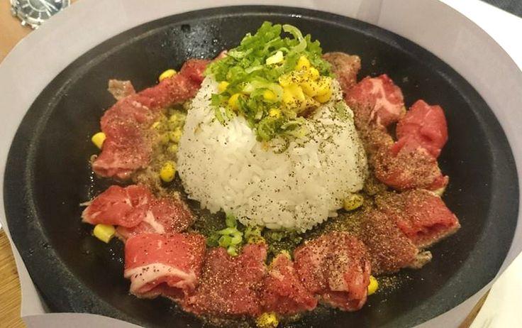 Japanese Teppan-Yaki 3 Courses Dine for 2 CA$28.50