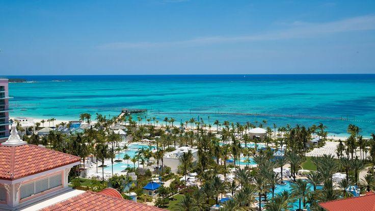 Grand Hyatt Baha Mar - Best 5-star Beachfront Hotel for Summer 5-star hotel