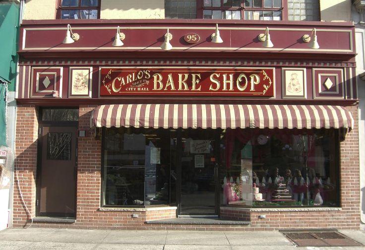 Visit Carlos Bakery.
