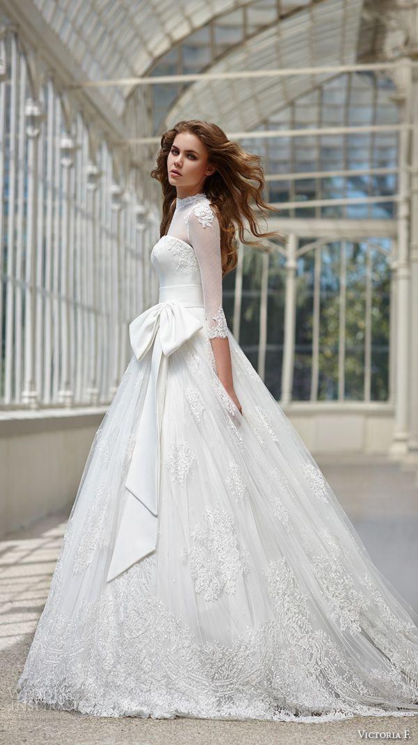 17 Best images about Elaborate Wedding Dresses on Pinterest | Vera ...