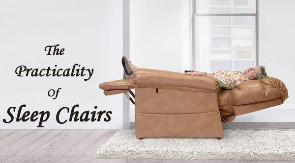 The Practicality Of Sleep Chairs Chair Recliner Chair Sleep