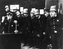 Risultati immagini per Keystone cops film muet