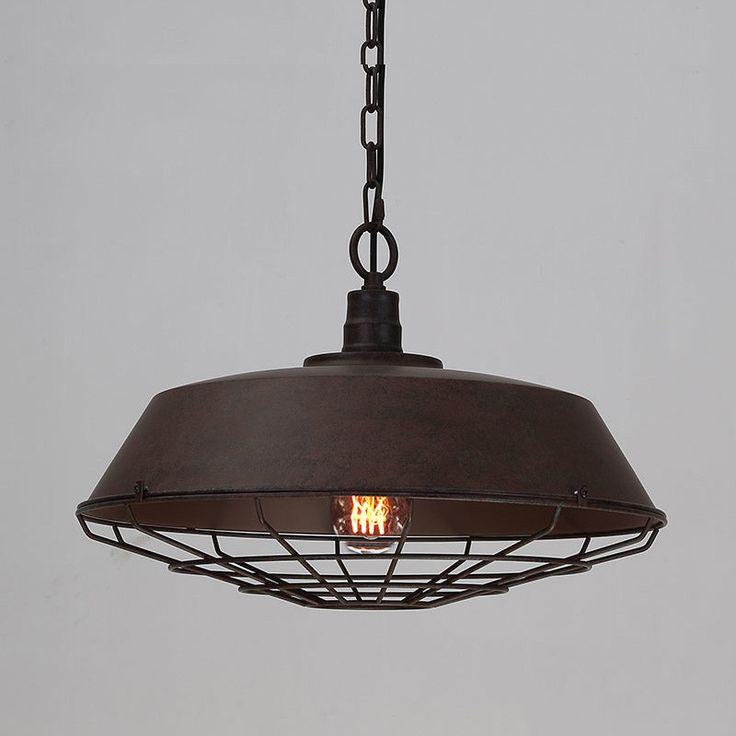 Best 25+ Industrial pendant lights ideas on Pinterest ...