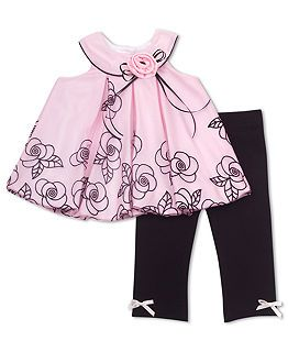 Baby Girl Clothes.. does it come in my size? I'm pretty sure I'd wear it (maybe lose the bottom bows) lol