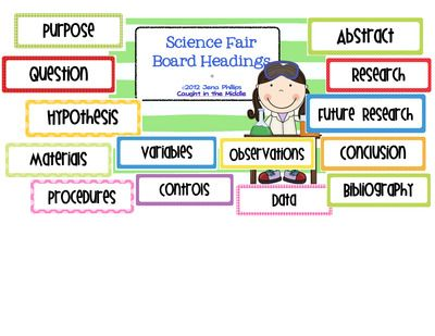 Best Science Fair Images On   Science Fair Science