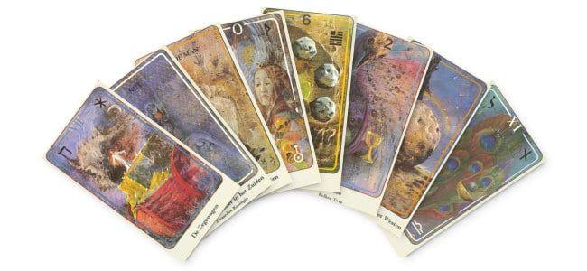 Alle beschrijvingen van de Haindl tarotkaarten, nu gratis te lezen op Tarot Stap voor Stap.nl