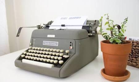 vintage typewriter for sale - Google Search