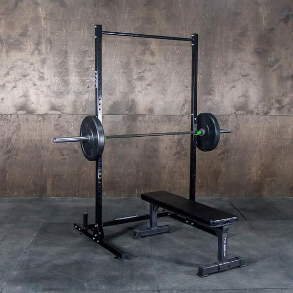 Pre Order Squat Rack With Pull Up Bar Garage Series Expected