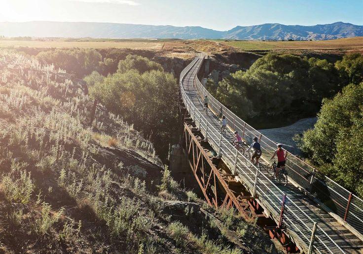 Planning » Otago Central Rail Trail