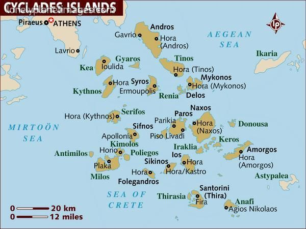 Map of Greece and Turkey | Map of Greek Islands
