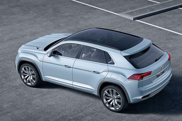 VW Tiguan II und weitere VW-Neuheiten bis 2019 - Bilder - autobild.de