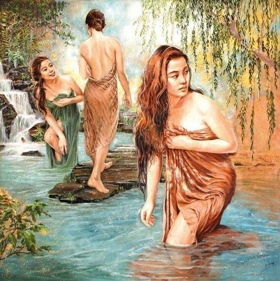 Art by Josephine Linggar