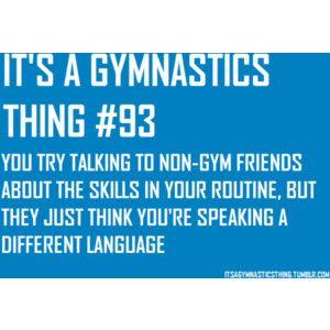 Life of a Gymnast
