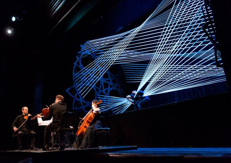 Art of the Fugue by Gabriel Calatrava