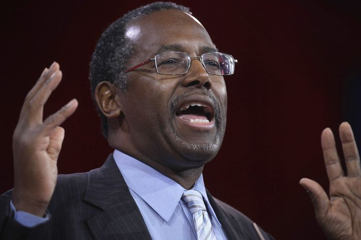 Dr. Ben Carson on Wednesday walked back from comments he made saying being gay was a choice.