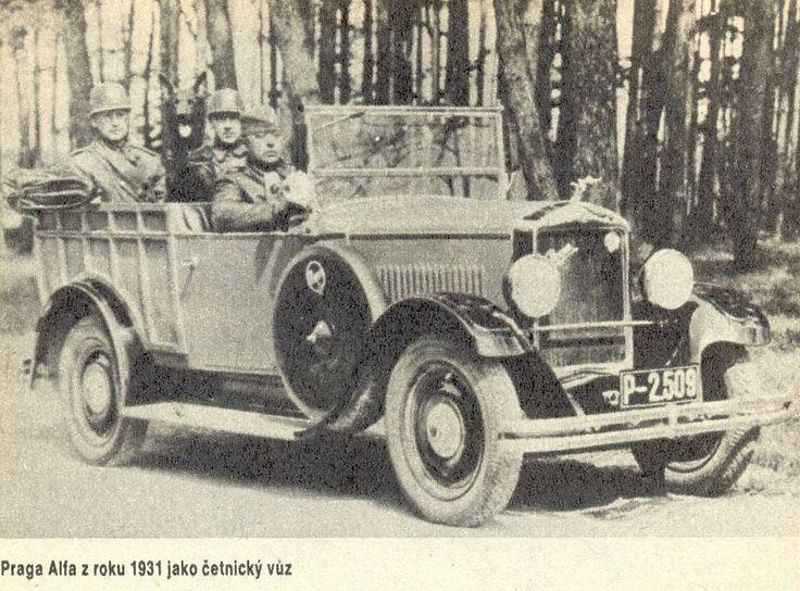 Praga Alfa (1931)