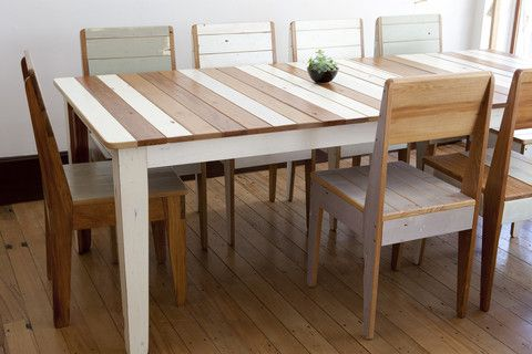 Weatherboard Dining/Meeting Table - two remaining
