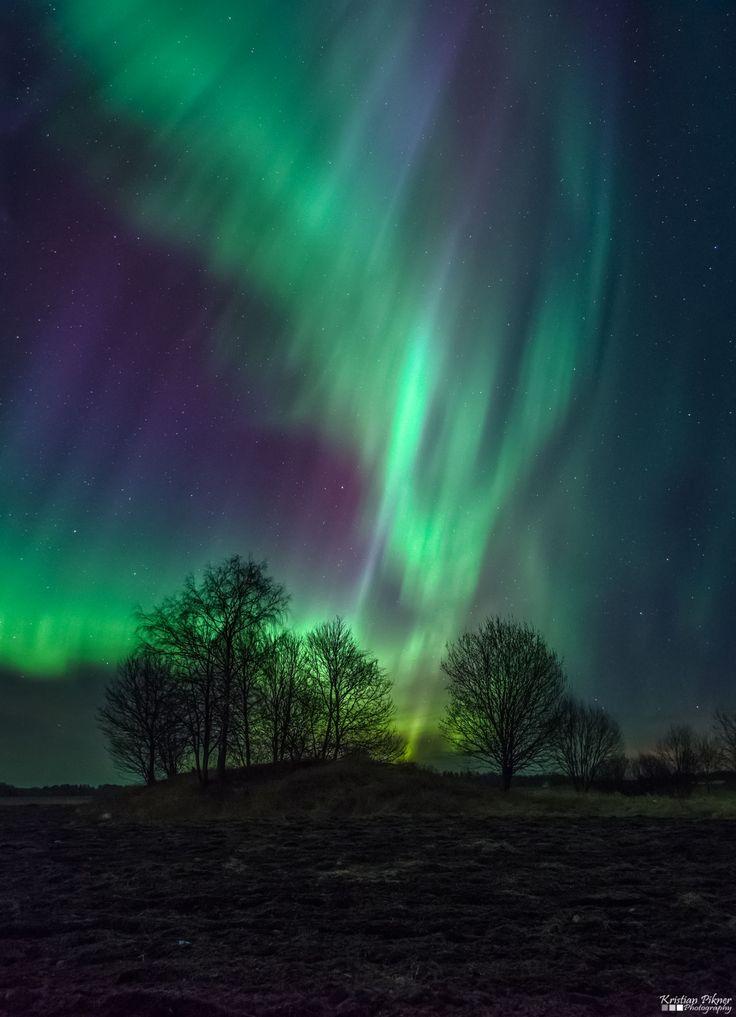 Northern lights 18.03.15 - Virmalised 18.03.15