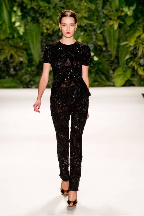 NAEEM KHAN SPRING 2014 READY-TO-WEAR COLLECTION