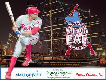 Philly athletes and entertainers get together for a night of food & fun benefiting local charities