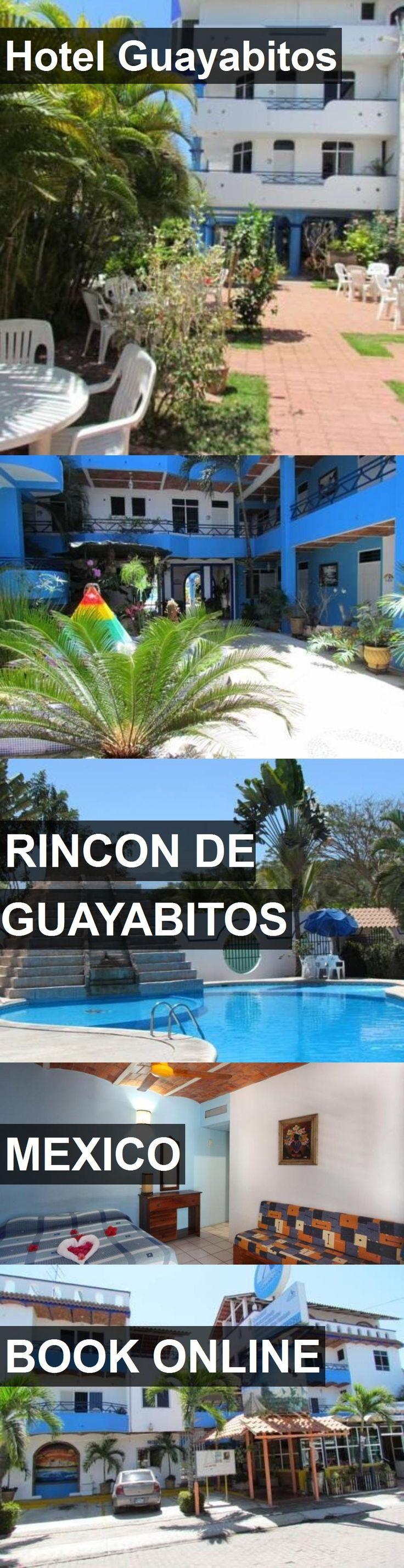 Hotel Guayabitos in Rincon de Guayabitos, Mexico. For more information, photos, reviews and best prices please follow the link. #Mexico #RincondeGuayabitos #travel #vacation #hotel