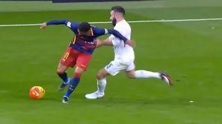dribble de neymar 2016 - YouTube