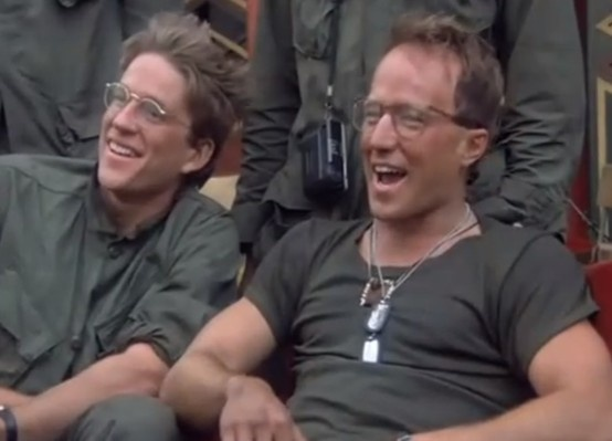 Kubrick s Full Metal Jacket - Matthew Modine  Arliss HowardArliss Howard Full Metal Jacket