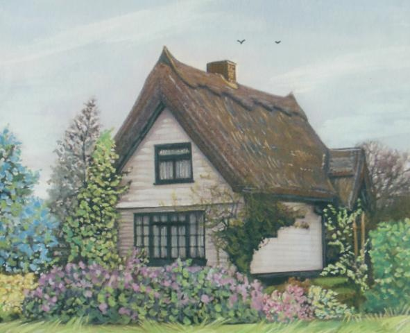 17 Best Images About Home Thatched Cottages European