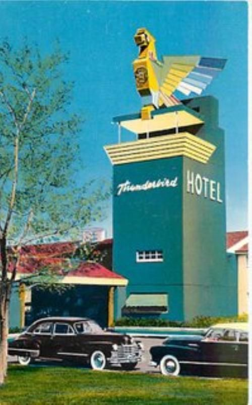 The Thunderbird Hotel