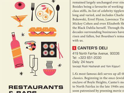 Dribbble - Food Icons by Brad Woodard