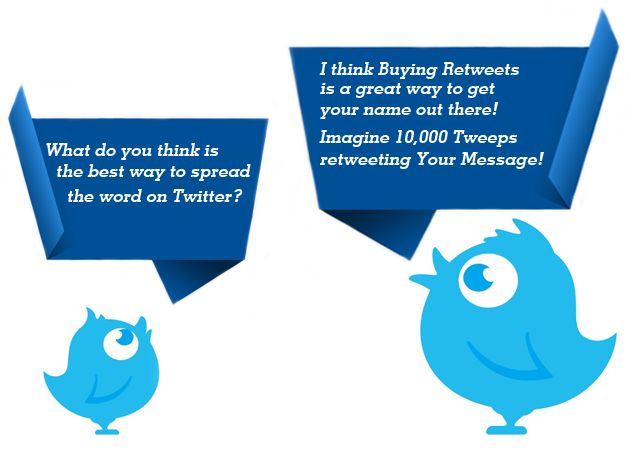 Confused about twitter retweets? Get known to the advantages why one should buy twitter retweets for promotion campaigns.