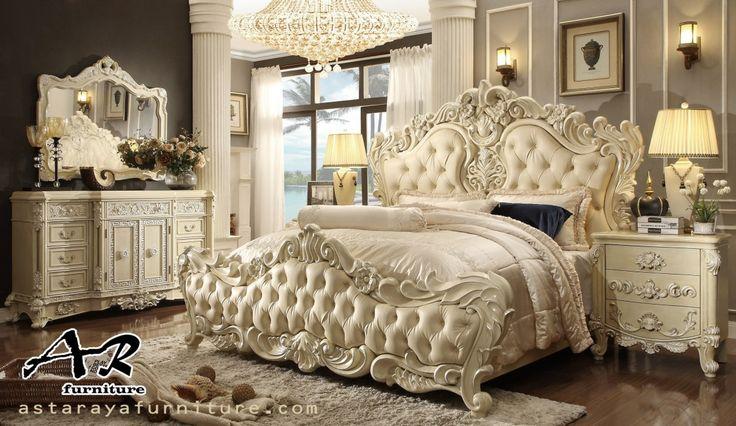 Set Kamar Tidur Royal Crown Luxury Design Furniture Set Kamar Tidur Royal Crown Luxury Design Furniture merupakan set kamar tidur mewah terbaru yang dapat Anda jadikan sebagai tempat tidur ternyama…