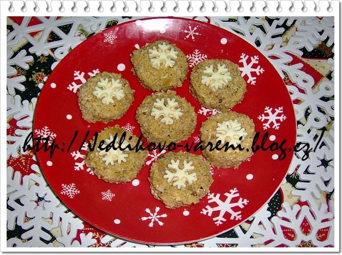 Jedlíkovo vaření: Cukroví vánoční ,medové dortíčky #xmas #christmas #baking #cukrovi #vanoce #med #dortiky