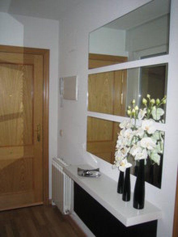 recibidor moderno muebles modernos entradas la casa recibidores escaleras interiores espejos enmarcados espejo espejo