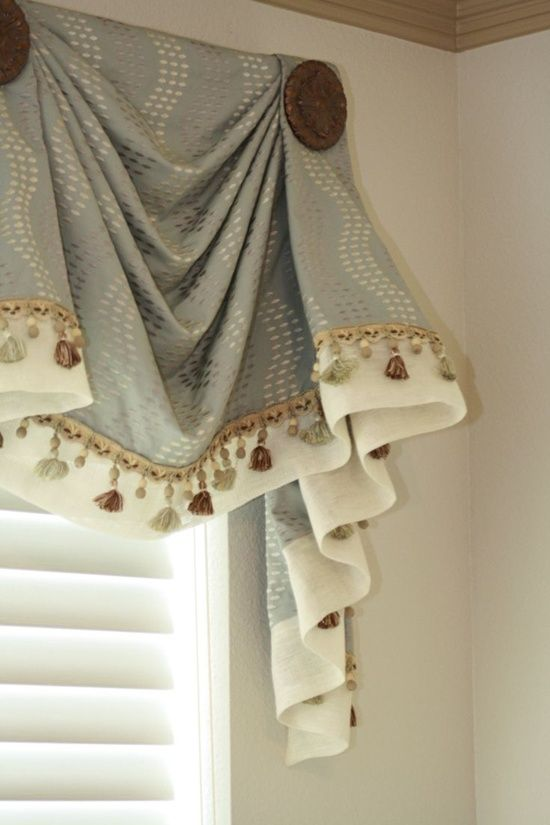 83 best curtains and valence patterns images on Pinterest ...