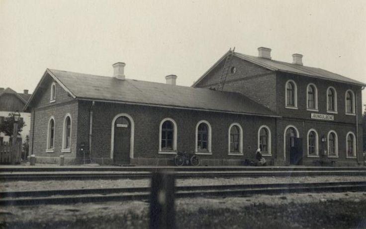 Jaungulbenes station