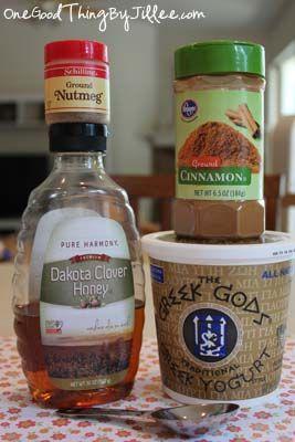 DIY Skin Brightener! Yogurt and Honey Facial MaskPlain Yogurt, Facial Masks, Honey Masks, Ground Cinnamon, Skin Brightening, Facials Masks Diy, Face Masks, Honey Facials Masks, Diy Skin