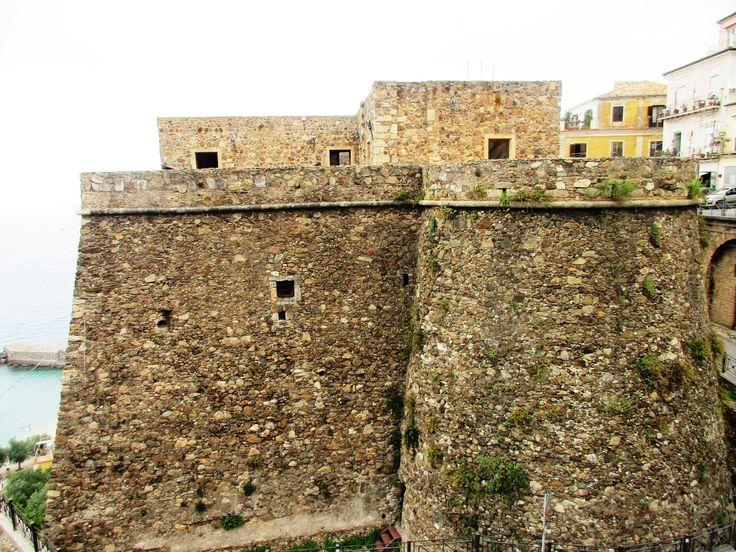 Hradby - Pizzo - Kalábrie - Itálie