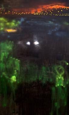 """Saatchi Art Artist Marina Guerreiro; Painting, """"El canto de las sirenas"""" #art"""