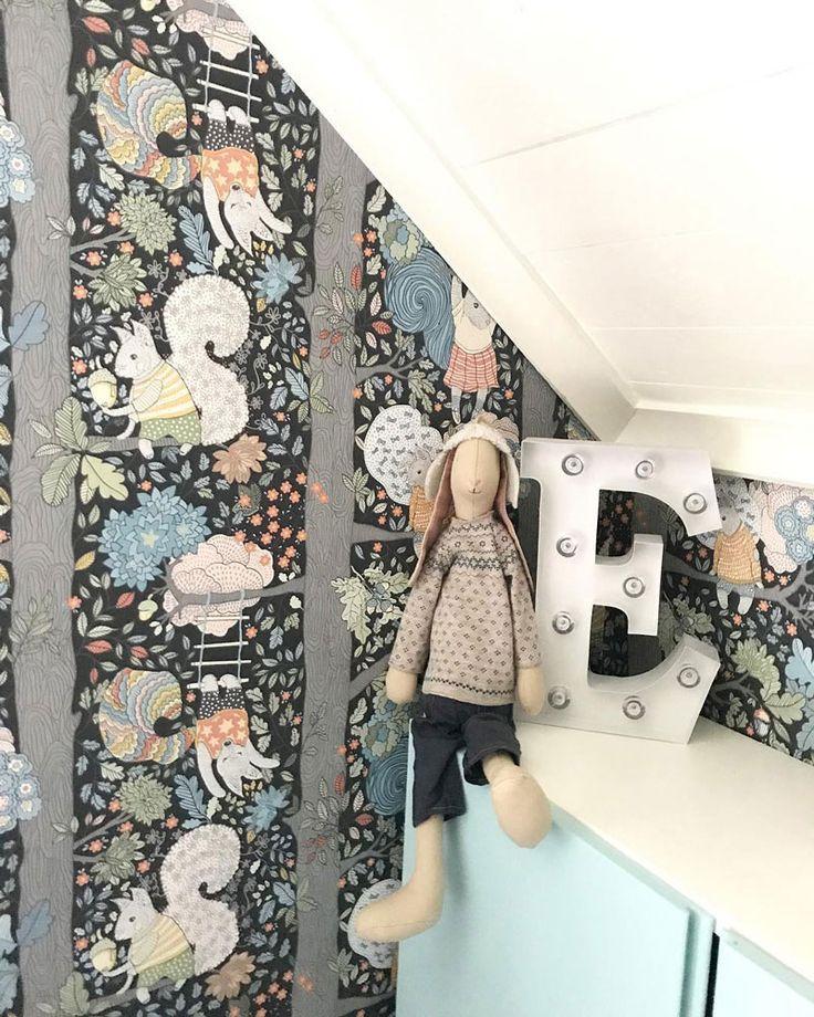ERNST WHIMSICAL ET PLAYFUL TODDLER ROOM – Kids Interiors   – The Nursery